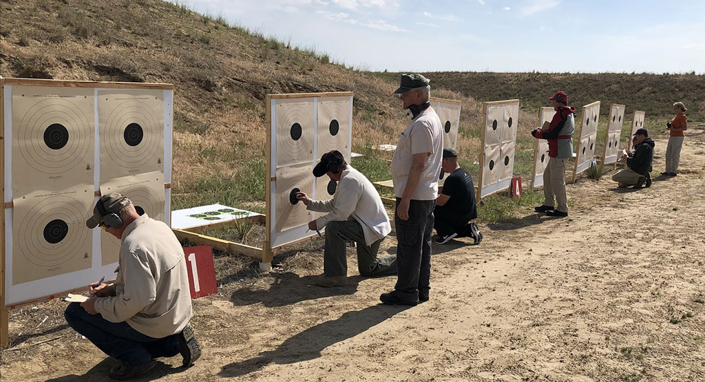 Colorado Rifle Club - Competition Shooting in Byers, Colorado